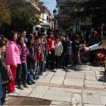 Εκδηλώσεις του Κοινωνικού Λεωφορείου για την Κοινωνική Τράπεζα