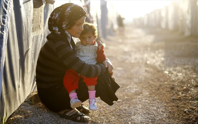 UNICEF: Ένα στα οκτώ βρέφη γεννήθηκε σε εμπόλεμη ζώνη το 2015